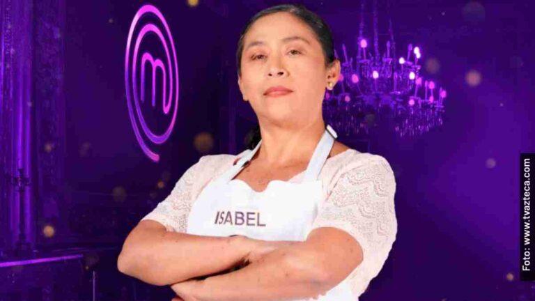 Ella es Isabel Cetina, la artesana en MasterChef México