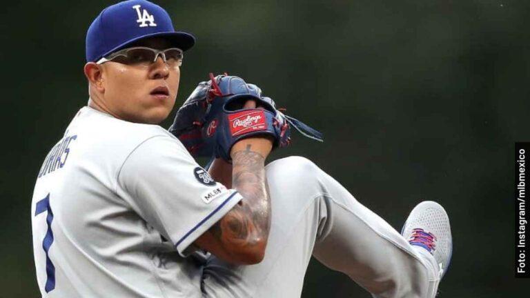Quién es Julio Urías, pitcher mexicano de los Dodgers de Los Ángeles