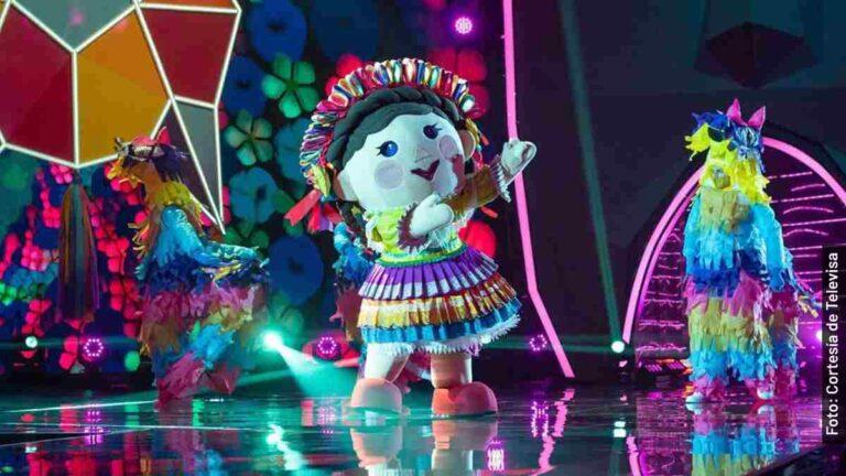 Quién es Lele, muñeca mazahua en La Máscara, show de Televisa