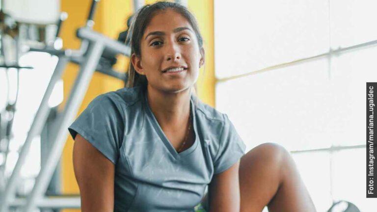 Ella es Mariana Ugalde, atleta de Exatlón México Titanes vs Héroes