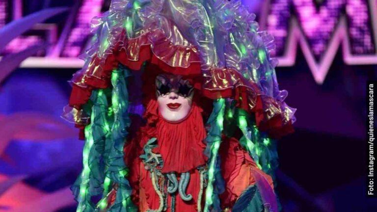 Quién es Medusa en La Máscara, reality show de Televisa