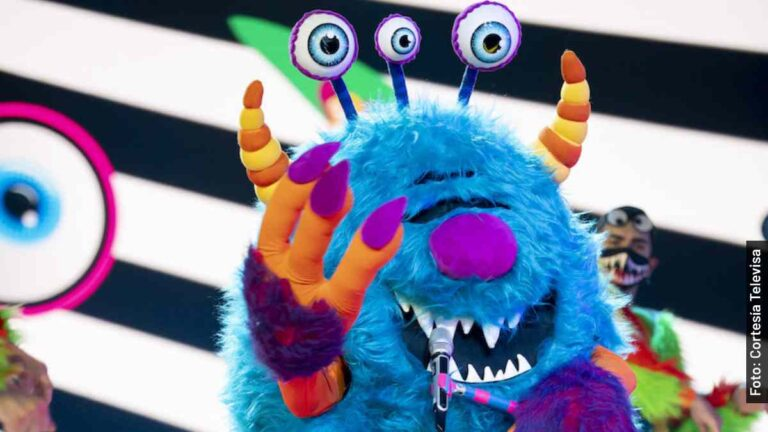 Quién es Monstruo en La Máscara, reality show de Televisa