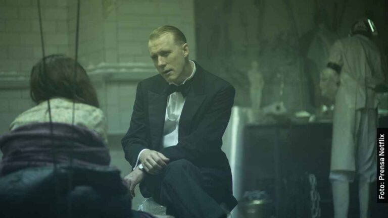 Quiénes son los actores en El Cadáver, película noruega de Netflix