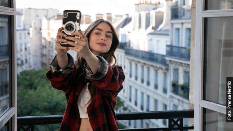 Quiénes son los actores y actrices en Emily en París, serie de Netflix