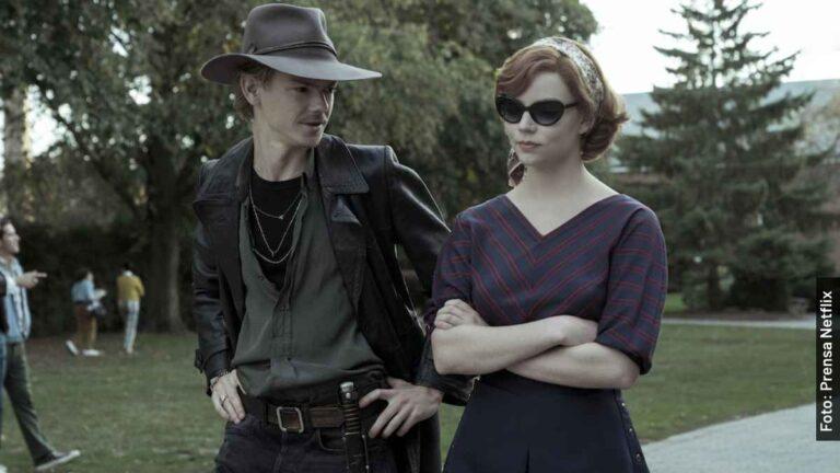 Quiénes son los actores en Gambito de Dama, serie de Netflix