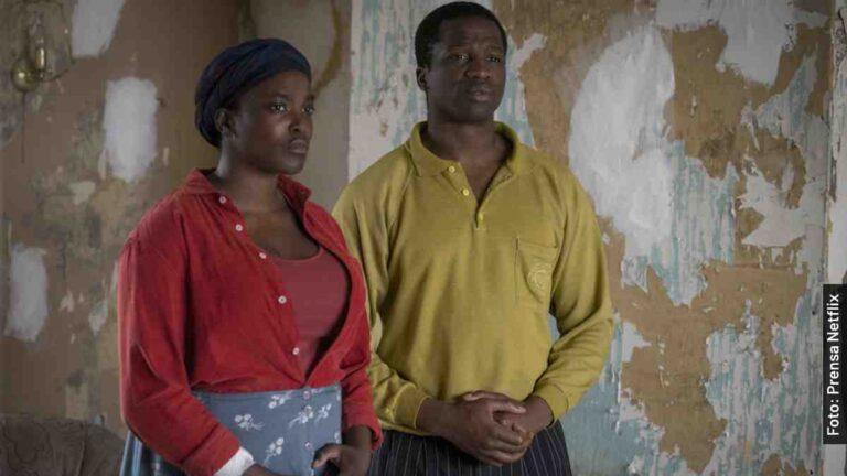 Quiénes son los actores en Su Casa, película de terror de Netflix