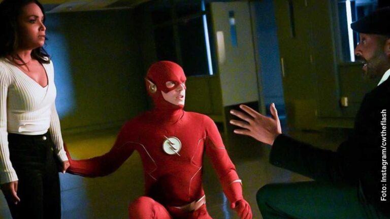 Quién es quién en The Flash, serie en Netflix, temporada 6