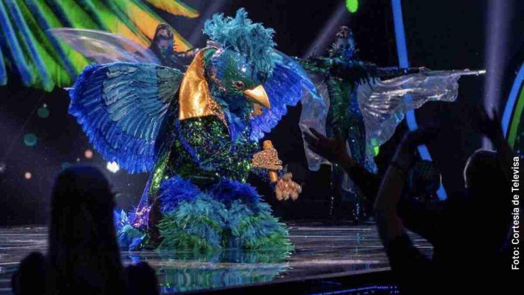 quetzal la máscara