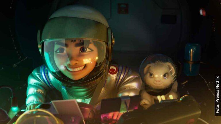 Este es el soundtrack de Más Allá de la Luna, película de Netflix