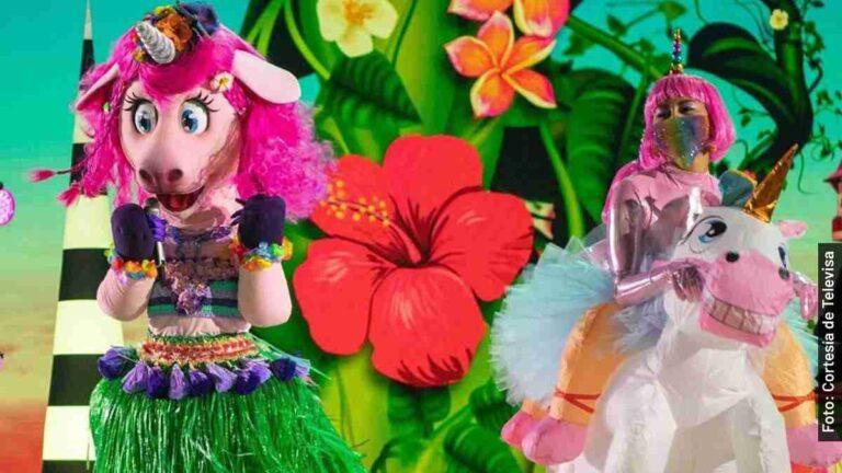 Quién es Unicornio en La Máscara, reality show de Televisa
