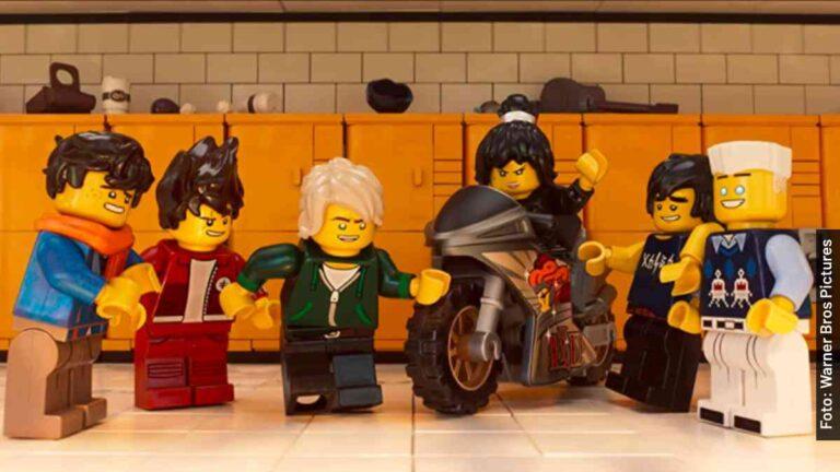 Quiénes son las voces en Lego Ninjago, película en Netflix