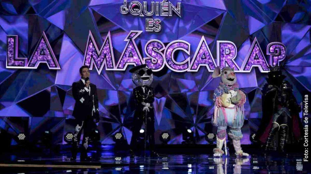 votar quién es la máscara