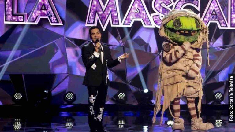 Quién es Zombie en La Máscara, reality show de Televisa