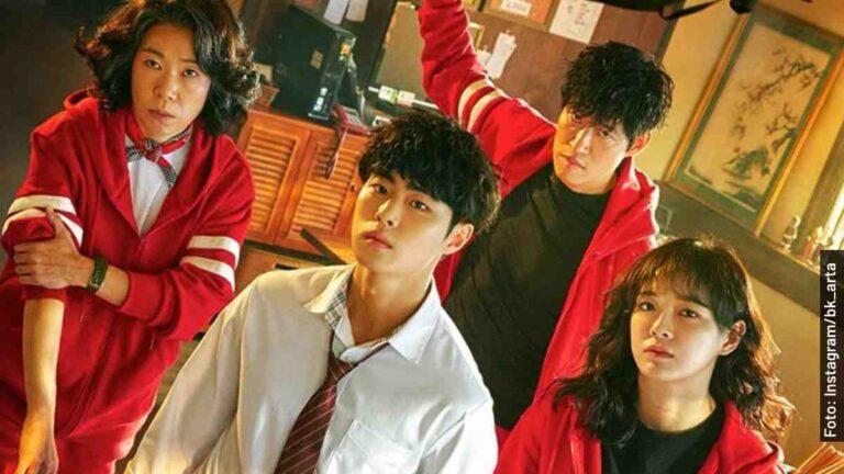 Quién es quién en A la Caza de Espíritus Malignos, serie coreana de Netflix