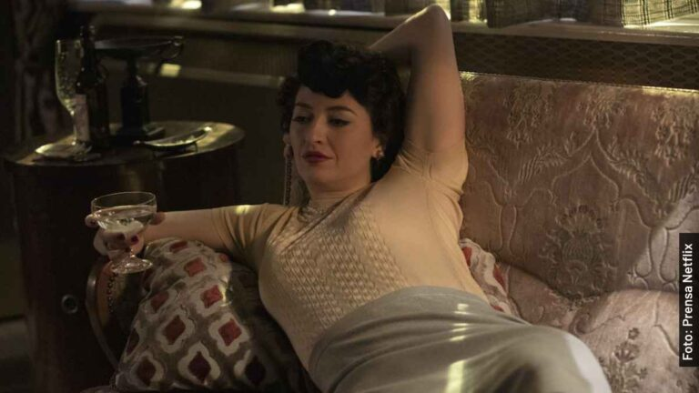Ella es Alma, la mamá Beth en Gambito de Dama, serie de Netflix