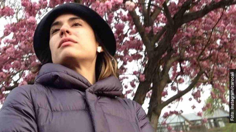 Ella es Carolina Ramírez, Hannah en De Brutas Nada, serie de Amazon