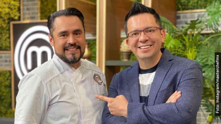 Quién fue el chef invitado en MasterChef México 2020