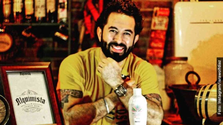Quién es Israel Díaz, el mixólogo en MasterChef México