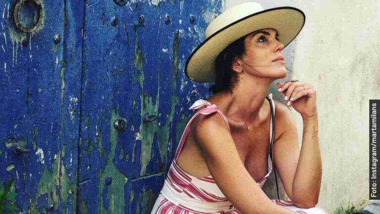 Ella es María José en Los Favoritos de Midas, serie de Netflix