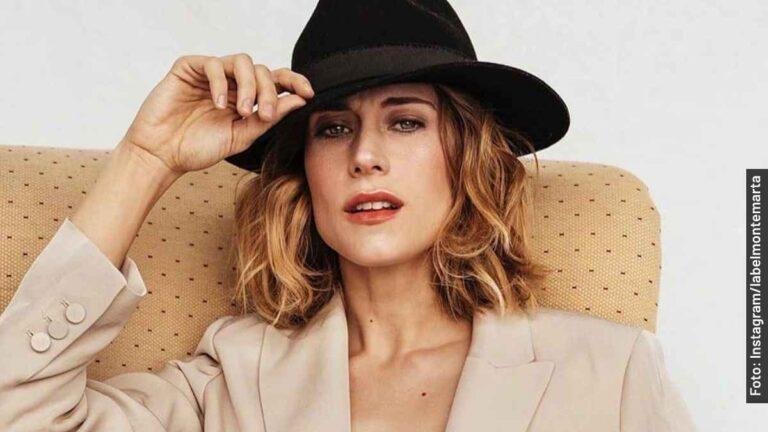 Ella es Marta Belmonte, Mónica en Los Favoritos de Midas, serie de Netflix