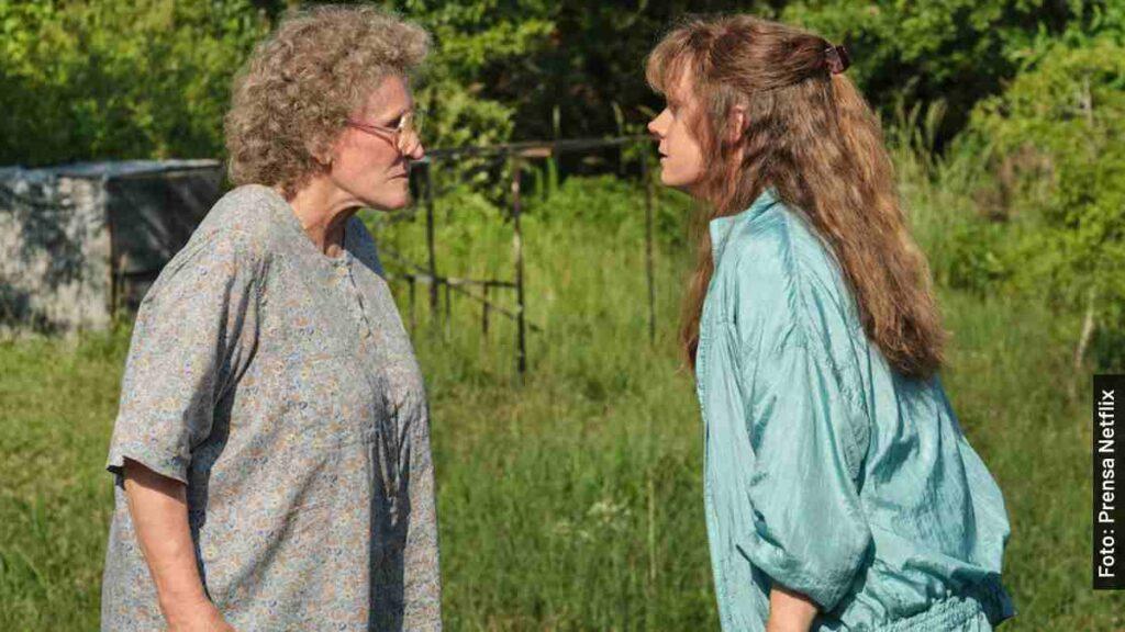 personajes hillbilly una elegía rural película