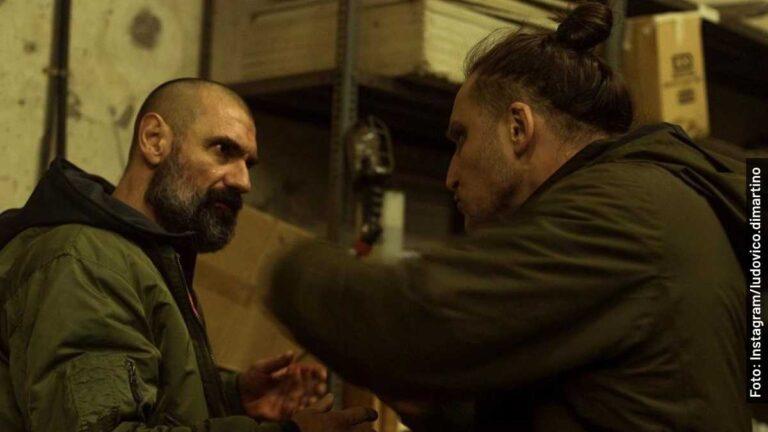 Quién es quién en La Bestia, película italiana de Netflix