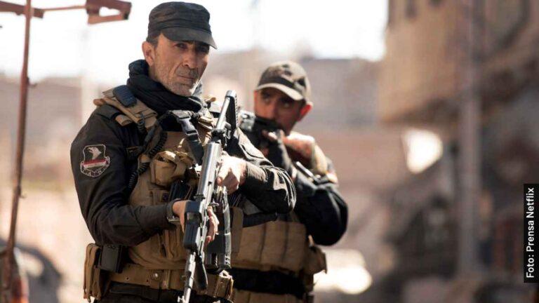 Quién es quién en Mosul, película de Netflix