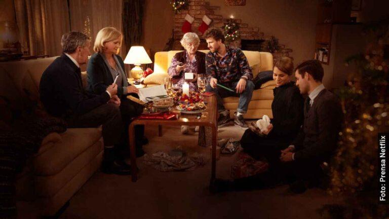 Quién es quién en Visita de Navidad, serie alemana de Netflix