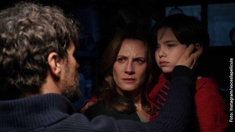 Quién es quién en Voces, película española en Netflix