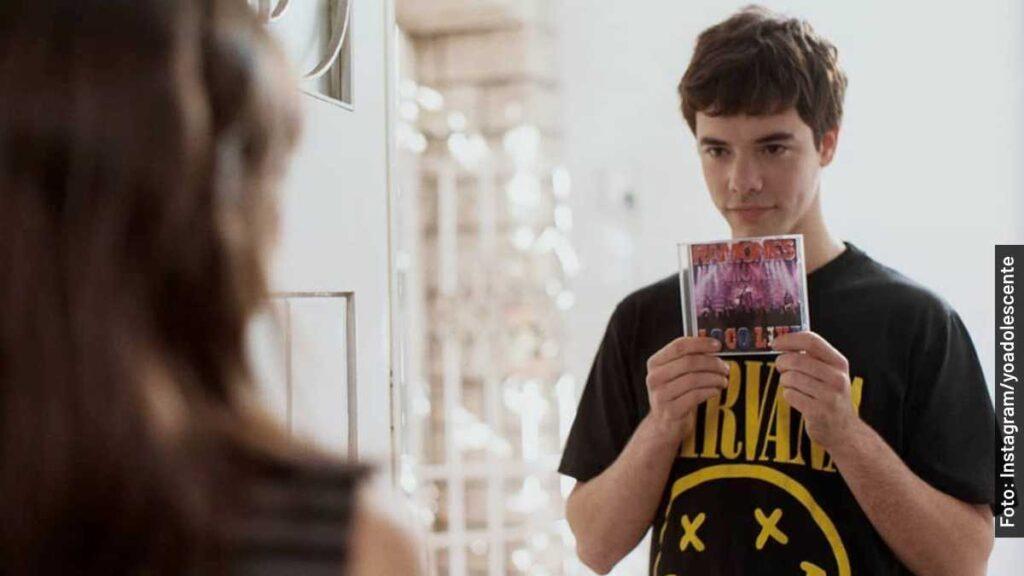 soundtrack yo adolescente película
