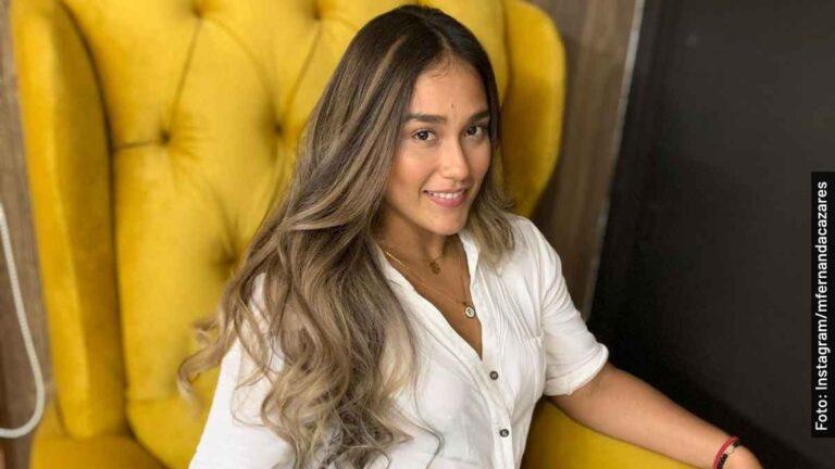 Ella es Fernanda Cázares, hermana de Aristeo y Ernesto de Exatlón México