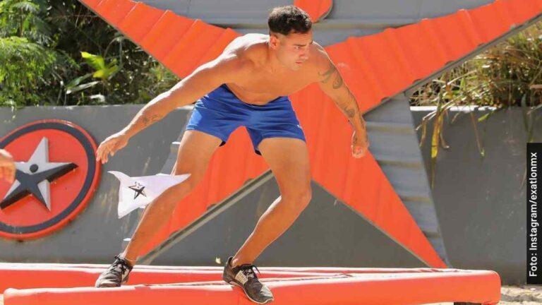 Qué pasó entre Pascal Nadaud y Wushu Álvarez en Exatlón México