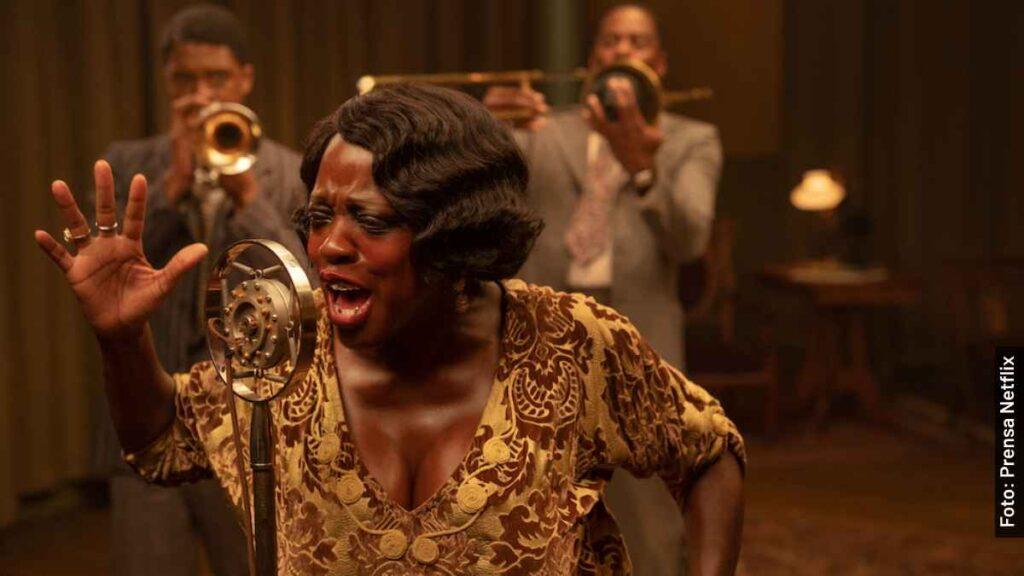 personajes la madre del blues película