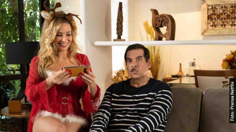 Quién es quién en La Nochebuena es mi Condena, película de Netflix