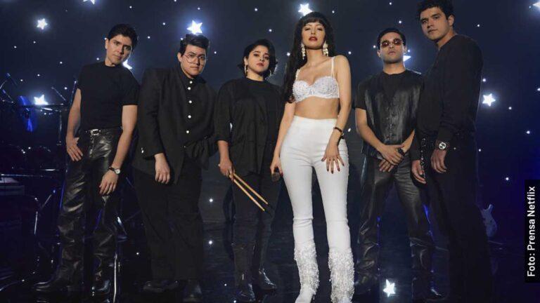 Este es el soundtrack de Selena, la serie de Netflix