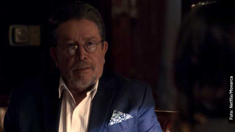Quién es Luis Rábago, Agustín Carranza en Monarca, serie de Netflix