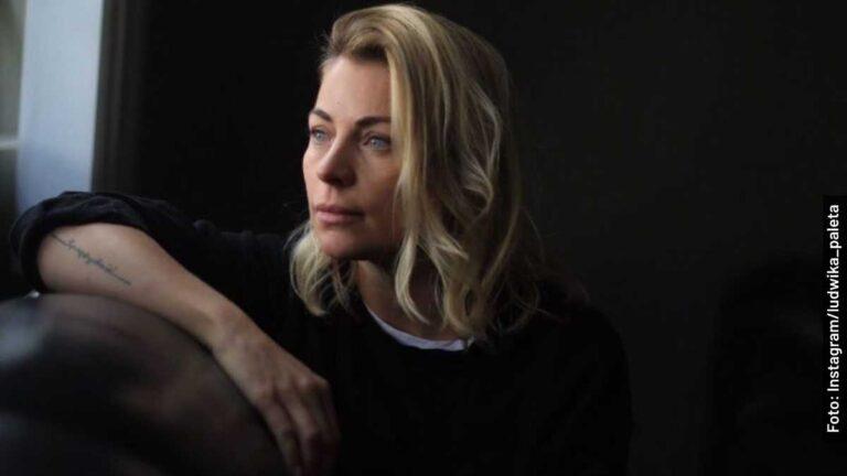 Ella es Ludwika Paleta, Ana Servín en Madre Sólo Hay Dos, serie de Netflix