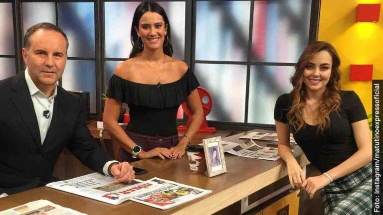 Quién es quién en Expreso de la Mañana, programa de Foro TV