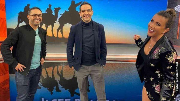 Quién es quién en Más Deporte, programa de Televisa