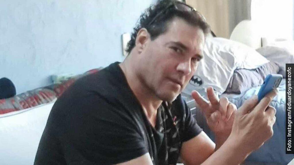 eduardo yañez pelea entrevista