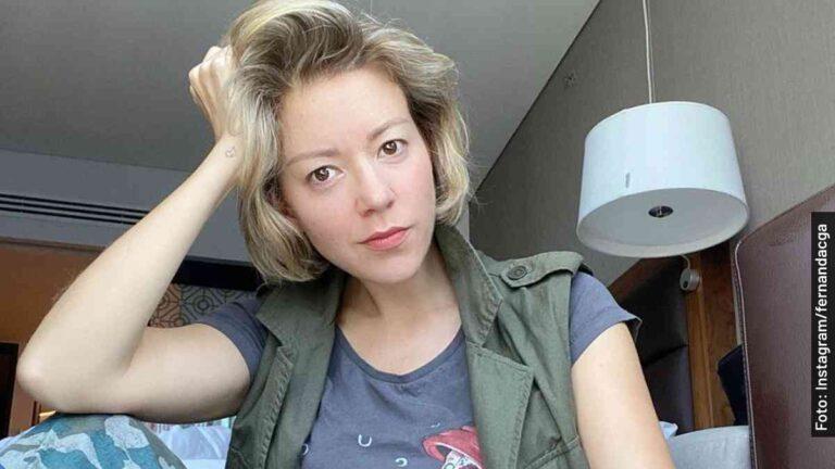 Sufrió dos infartos Fernanda Castillo, actriz de Monarca, serie de Netflix