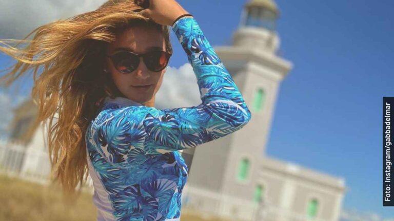 Ella es Gabriela o Gabba del Mar, atleta de Exatlón Estados Unidos