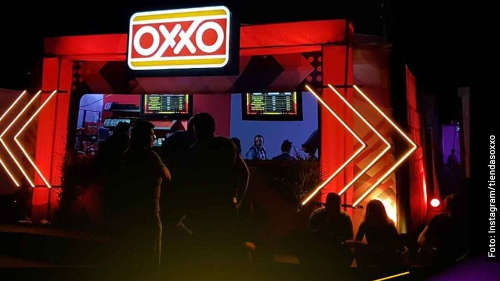 oxxo live streaming
