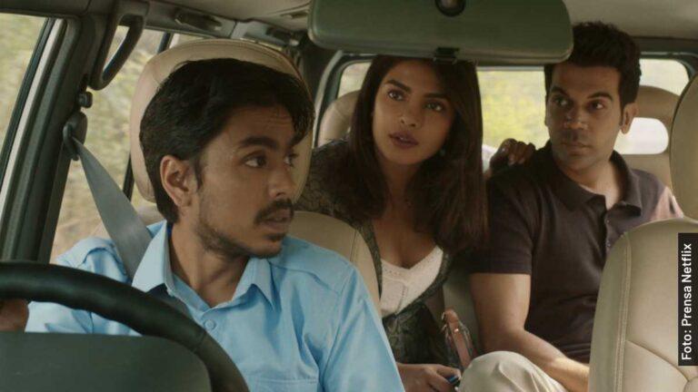 Quién es quién en Tigre Blanco, película en Netflix