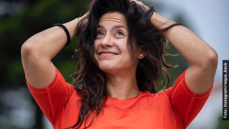 Ella es Raquel Becker, atleta de Exatlón Estados Unidos, show de Telemundo