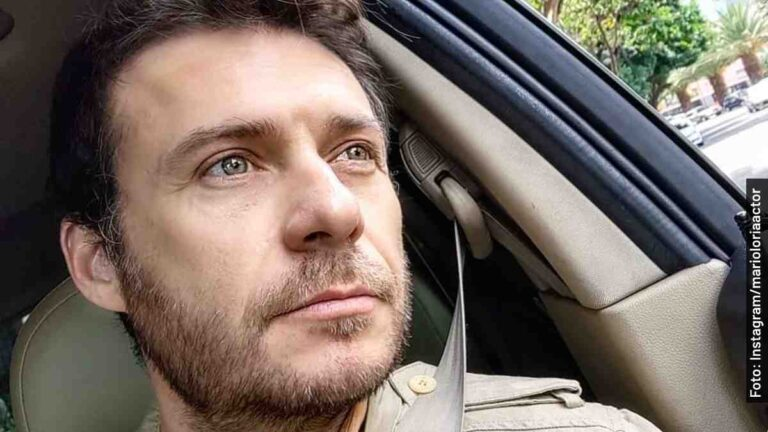 Quién es Mario Loría, Santiago en Monarca, serie de Netflix