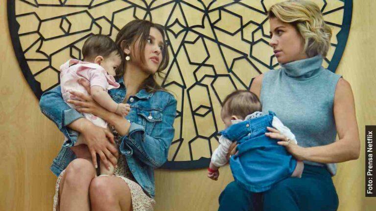 Cuándo se estrena la segunda temporada de Madre Sólo Hay Dos, serie de Netflix