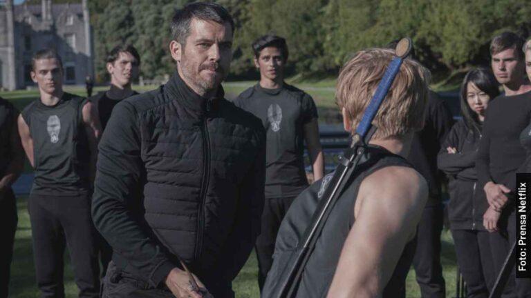 Quién es Robert James-Collier, Silva en Destino La Saga Winx, serie de Netflix