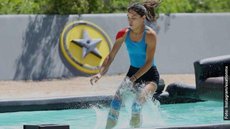Revelan spoilers que Casandra MVP sufre lesión en Exatlón México, pero…