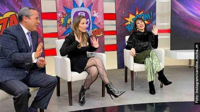Quiénes son los conductores en Campañeando, programa de TV Azteca